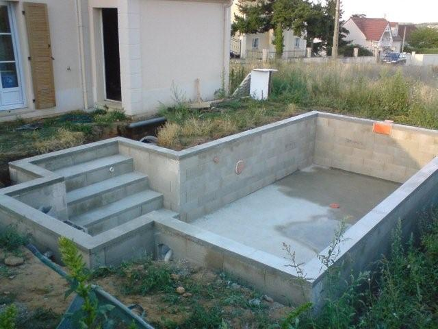 Autoconstruction piscine b ton 144 messages page 3 - Autoconstruction piscine ...