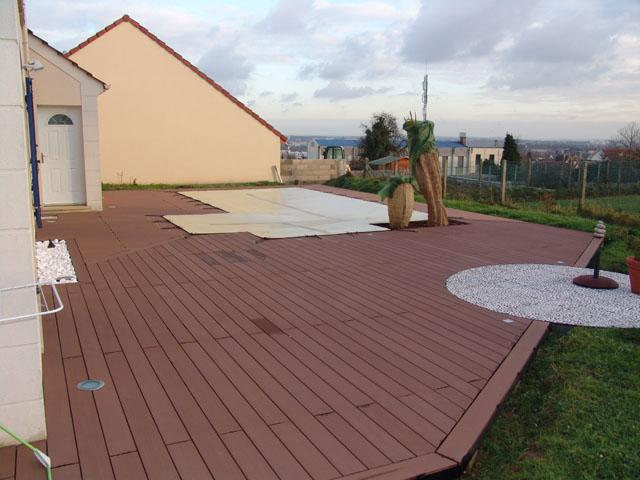 Devis Bois Composite Morbihan  devis gratuit  terrasse bois